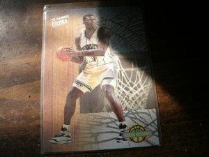 Larry Jonhson Trading card 93-94 Fleer Ultra