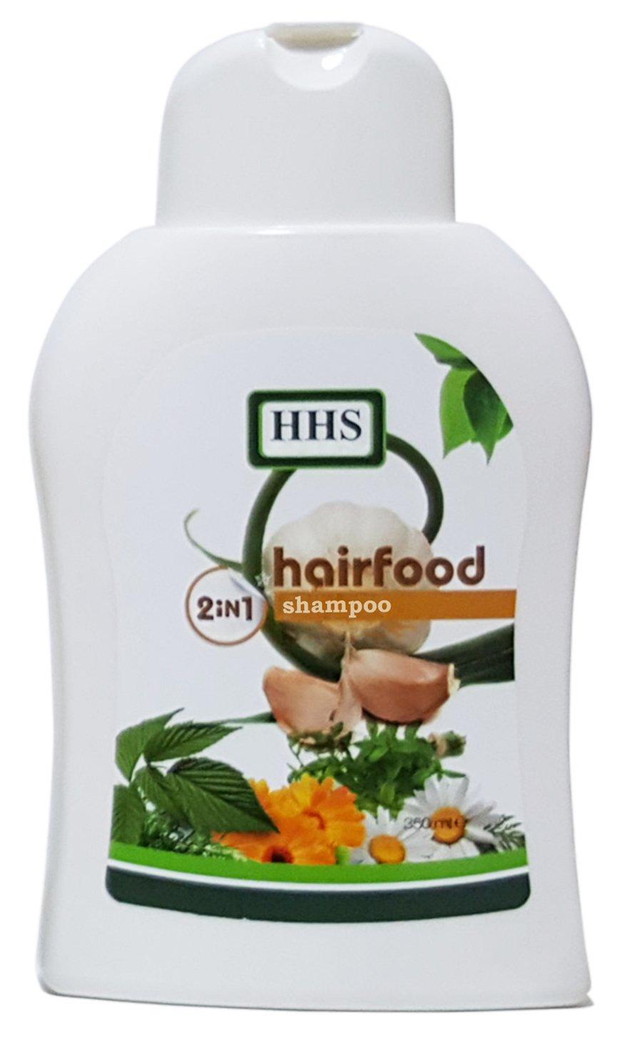 Hairfood shampoo