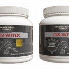 Gs wmx 2 Pots/months supply powder form