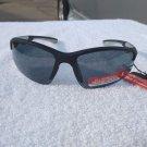 PiRanha Eyewear FLX-T Technology Sunglasses Black/Silver 100% UV 3049
