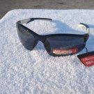 PiRanha Eyewear FLX-T Technology Sunglasses White/Navy Blue 100% UV 3090