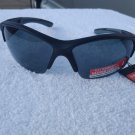 PiRanha Eyewear FLX-T Technology Sunglasses Black/Grey 100% UV 3061