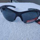 PiRanha Eyewear FLX-T Technology Sunglasses Black/Grey 100% UV 3061