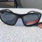 PiRanha Eyewear FLX-T Technology Sunglasses Black/Grey 100% UV 3098
