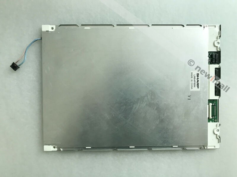 """10.4"""" inch LM64P89N Monochrome LCD Display Screen For SHARP Industrial LCD Panel"""