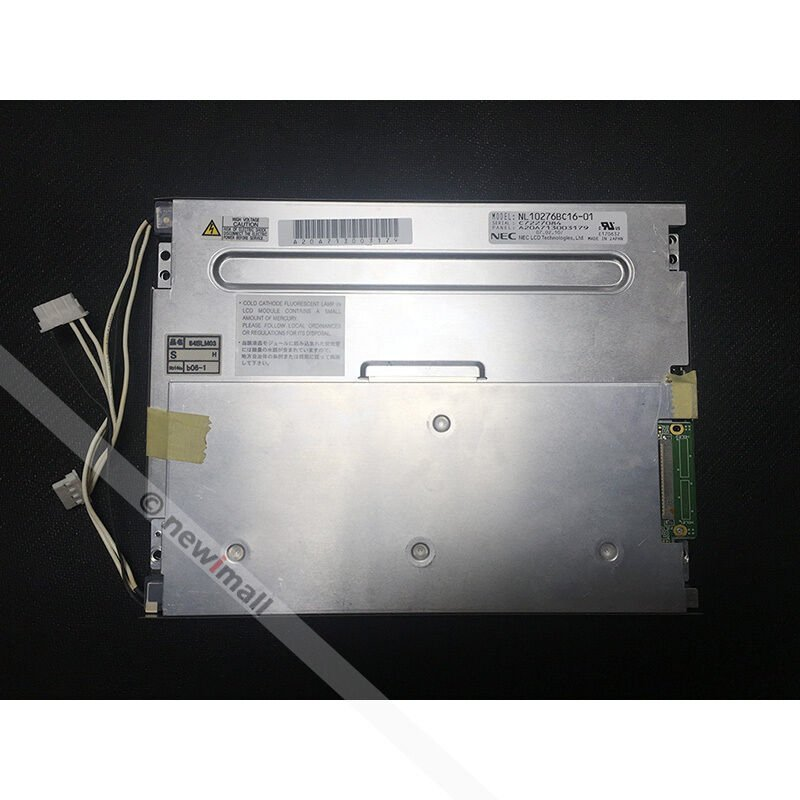 8.4 inch TFT LCD NL10276BC16-01 Industrial Application LCD Screen Panel 1024*768