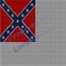 2nd Battle Flag of the Confederacy - H13