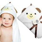 Luxurious Hooded Baby Bath Towel - Soft, Plush, Absorbent and Breathable - XL