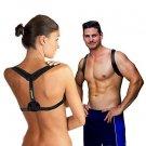 Medisure Adjustable Back Posture Corrector, Unisex, Lightweight, Padded