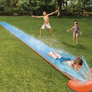 H20 GO! 14 ft. Single Slide With Drench Pool