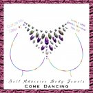 Come Dancing - Reusable self adhesive body and face gems