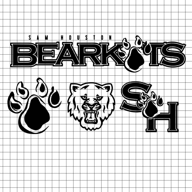 Sam Houston State University svg, Sam Houston State svg, Sam Houston logo png