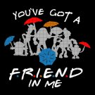 You've got a friend in me Svg Toy Story Svg png Buzz woody svg, Toy Story shirt