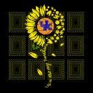 You Are My Sunshine Sunflower Kentucky Basketball svg, Sunflower UK Basketball svg, Basketball svg