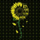 37th Birthday SvG, Vintage 1982, Birthday SvG, Party, Birthday Design, DxF