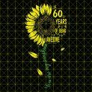 60th Birthday SvG, Vintage 1959, Birthday SvG, Party, Birthday Design, DxF