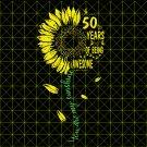 50th Birthday SvG, Vintage 1969, Birthday SvG, Party, Birthday Design, DxF