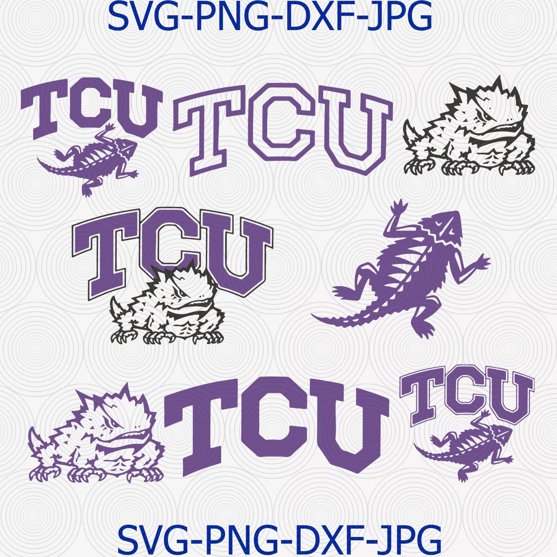 GO Frogs! TCU Horned Frogs Premium Cut File SVG Bundle, TCU svg