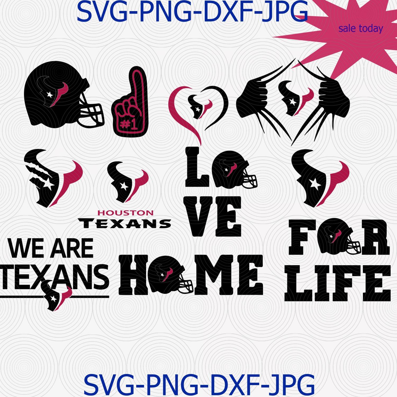 Houston Texans, Houston Texans svg, Houston Texans clipart, Houston Texans logo