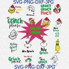 Grinch svg,Grinch shirt,Grinch silhouette,restoring Grinch face,Grinch gift,Christmas svg