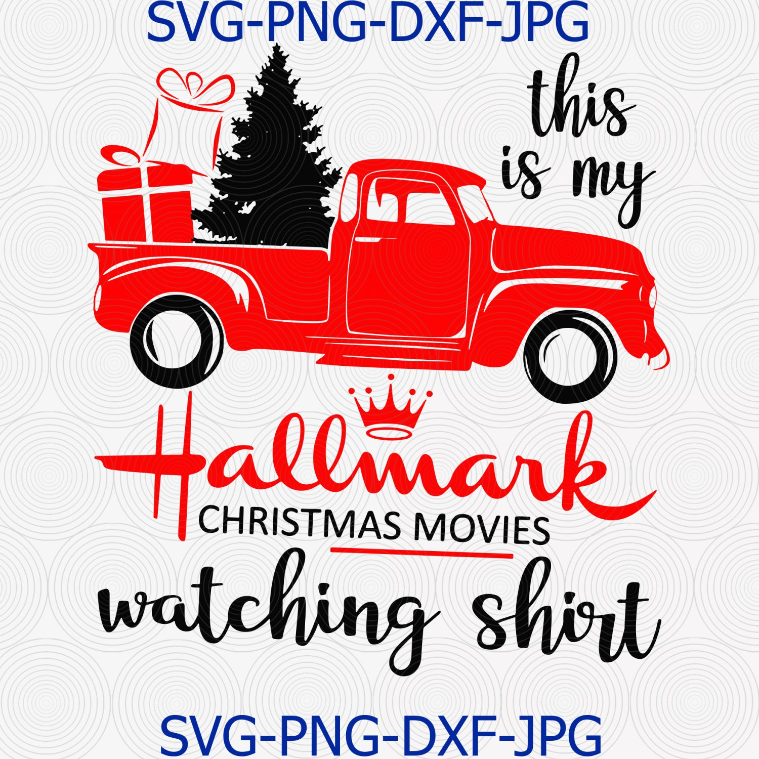 This is my Christmas Movie watching shirt svg, Christmas shirt, Hallmark movies, Christmas Story