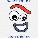 Forky Svg, Toy Story Forky SVG, dxf, PNG cutfiles, Disney forky svg, Forky iron on transfer file
