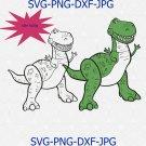 Disney Toy story Rex, Disney quote, DISNEY Rex Characters svg, Disney Rex SVG, Disney clipart
