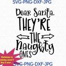 Dear Santa, Christmas Gathering, Family Christmas Tee, Christmas Svg, Christmas Gag