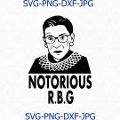 Ruth Bader Ginsburg, RBG Feminism Protest Girl, Women Power, I Dissent Quote, Supreme Court