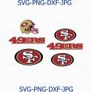 sanfrancisco 49ers svg, 49ers svg, sanfrancisco 49ers shirt svg, sanfrancisco 49ers
