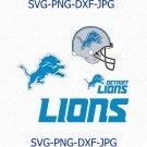 Detroit Lions SVG, Detroit Lions logo, Detroit Lions football svg, Lions football svg