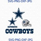 Dallas Cowboys SVG, Dallas Cowboys logo, Dallas Cowboys, Cowboys football svg