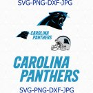 Carolina Panthers SVG, Carolina Panthers logo, Panthers football svg, Panthers logo