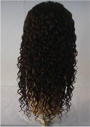 Vonique's custom wig