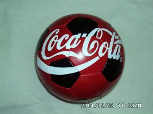 rubber promotion ball