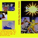 SOLARMAN Pilot Episode Cartoon on 1 DVD