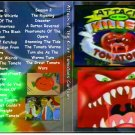 Attack of The Killer Tomatoes Cartoon Complete Series Both Seasons on 2 DVD's