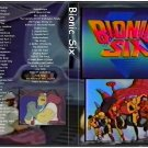 BIONIC SIX The Complete Series ON 6 DVD'S