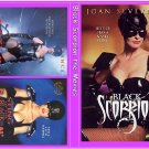 Black Scorpion Complete Series Plus Movies All 3 Movies and 22 Episodes on 9 DVDs.