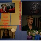 Cobra Kai The Complete First Season on 2 DVDs