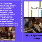 Commited the Complete Series All 13 Episodes on 2  DVD's.