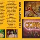 Conan the Adventurer animated series Complete Series on DVD