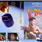 Disney'S the I-Man starring Scott Bakula 1986 on 1 DVD
