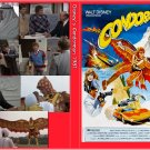 Disney's Condorman 1981 on 1 DVD