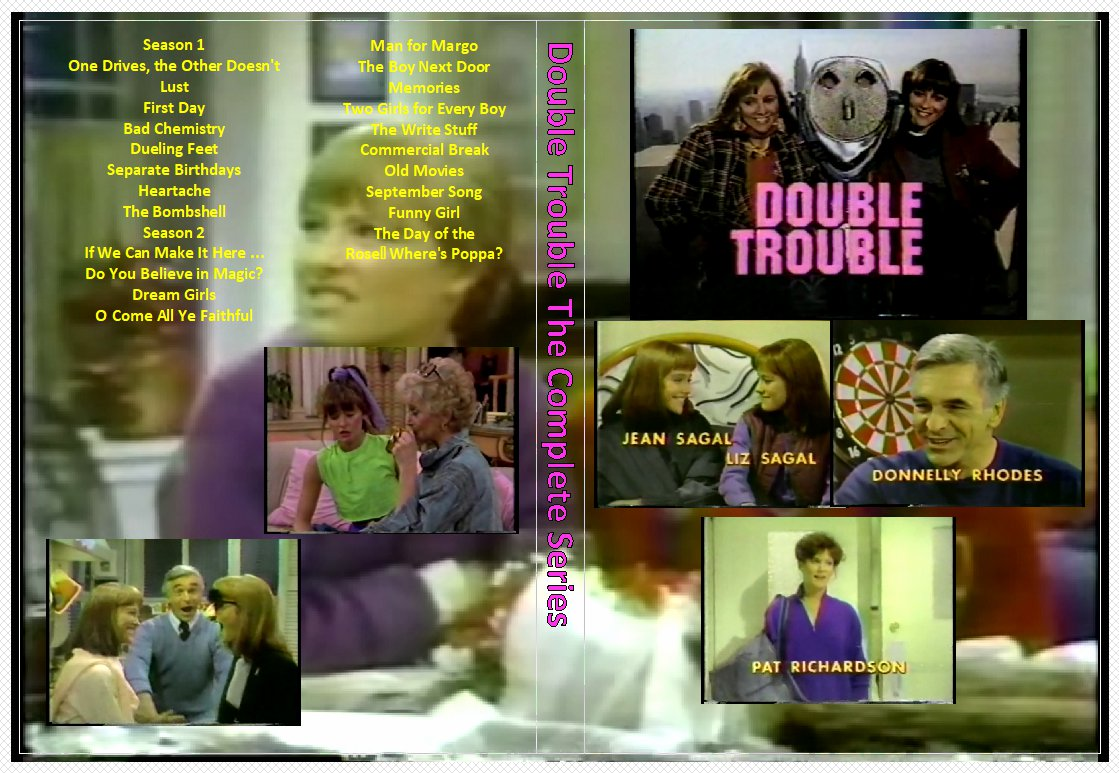 Double Trouble Complete Series on 3 DVDs