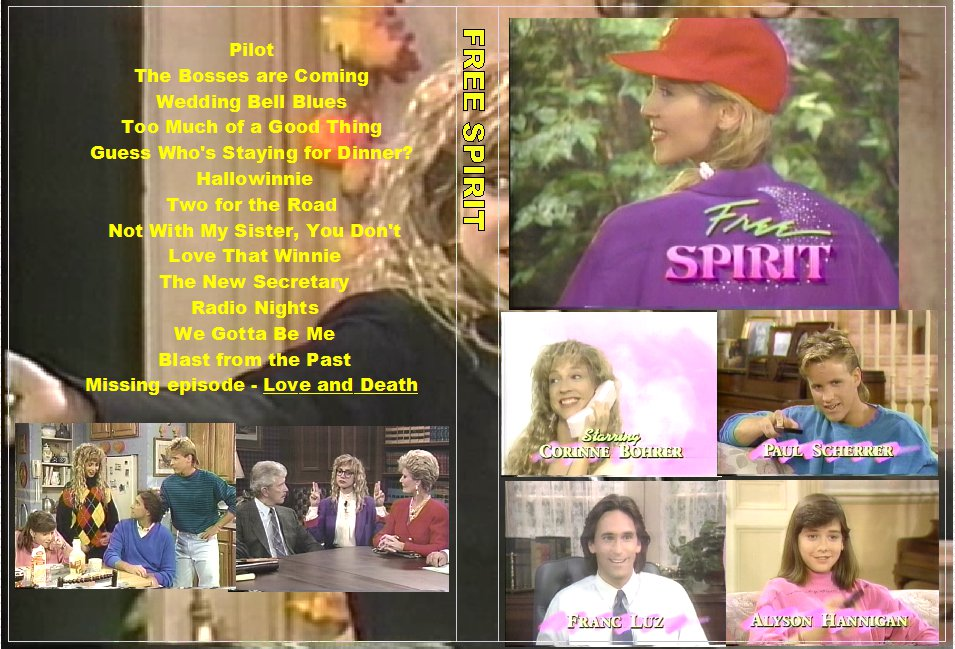 Freespirit Complete Series all 14 Episodes on 2 dvd�s