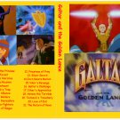 Galtar the Complete Series on 2 DVDs
