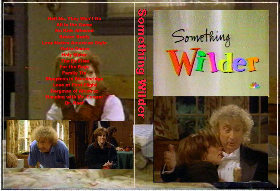 Something Wilder Complete on 2 DVD�s