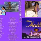 DisneyS Aladdin the series Complete on 8 DVDs