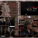 Harry's Law Season complete series on 10 DVDs